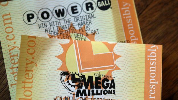 """يانصيب """"ميغا مليون"""" يباع في أكثر 44 ولاية أمريكية"""