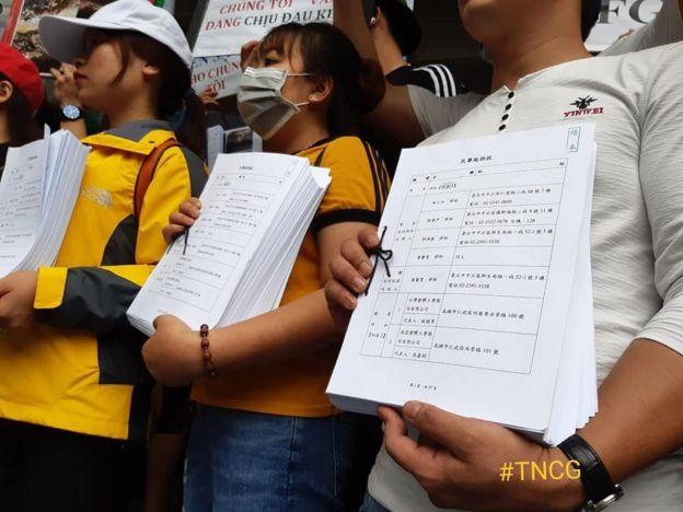 Ngư dân VN kiện Formosa tại tòa án Đài Loan
