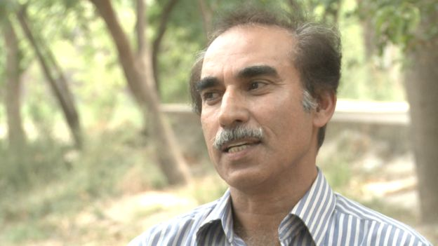 پروفیسر اسد سلیم شیخ