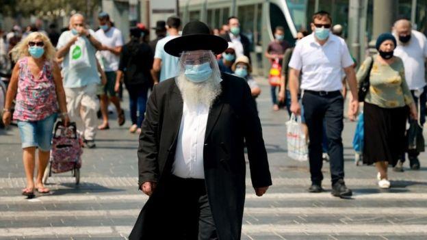इसराइल ने देशभर में दोबारा लॉकडाउन की घोषणा की