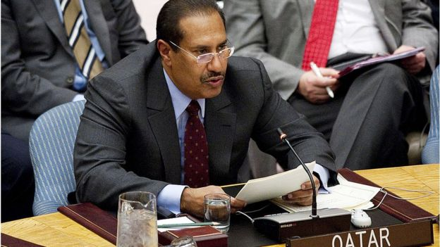 Sheikh Hamad bin Jassim bin Jaber Al Thani