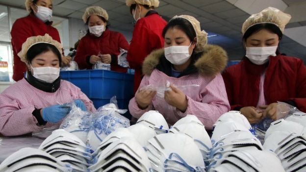 face mask factory in hebei province