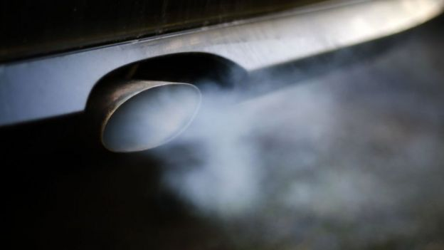 Exhaust gases