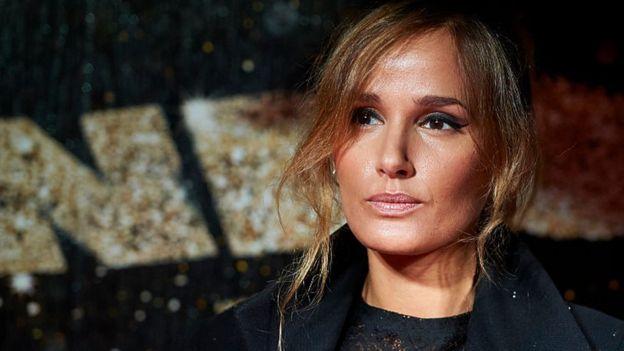La directora del filme, Julia Ducournau