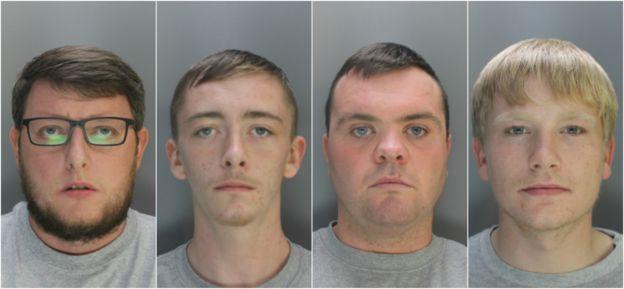 Men Jailed For Mark Mason Rhyl Home Bargains Killing Bbc News