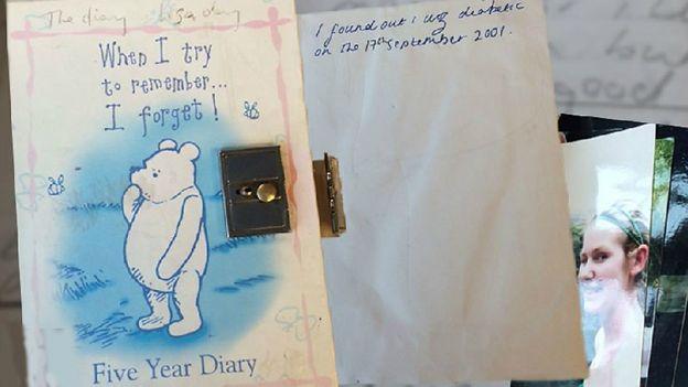 El diario de Lisa.