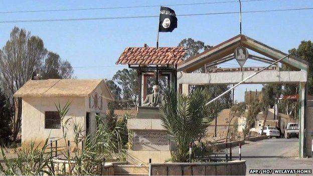 Inside Tadmur: The worst prison in the world? - BBC News