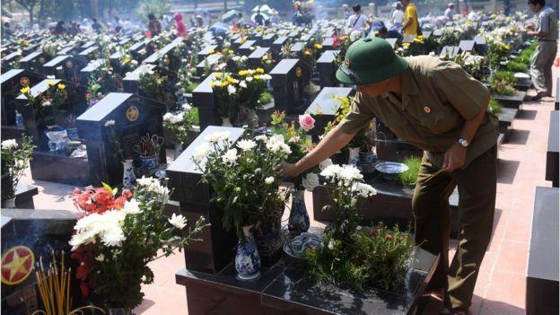 Hàng triệu người Việt Nam đã bỏ mạng trong chiến tranh