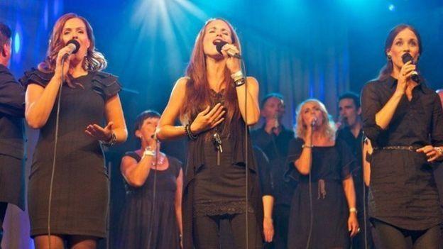 唱歌有助于改善人们的身心健康