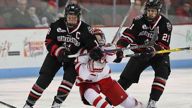 Northeastern ice hockey
