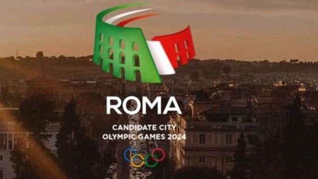 Rome 2024 Olympic bid collapses in acrimony - BBC News