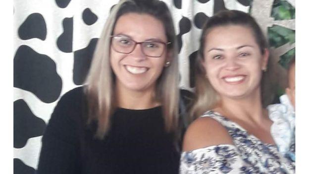 Luciana y Lucilene
