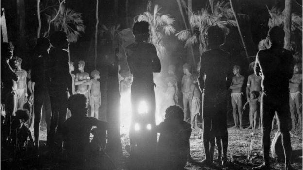 culto aborigen australiano