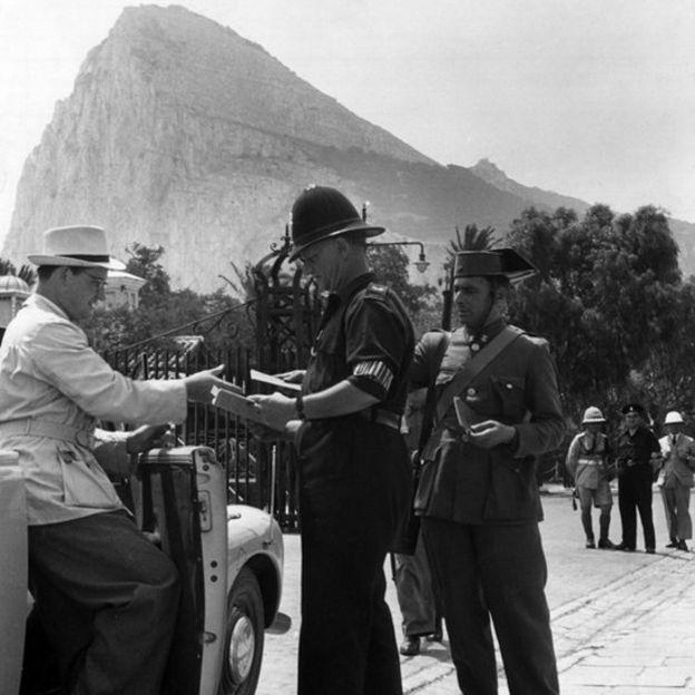 Gibraltar durante la Segunda Guerra Mundial