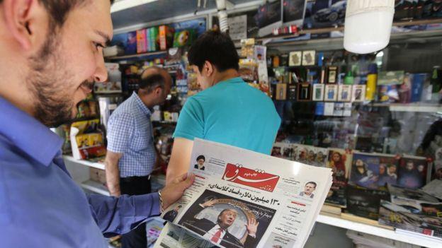 Koran di Iran