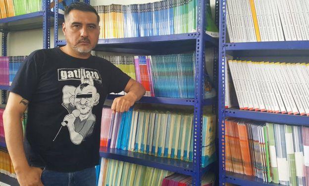 Martín Roldán. (Foto: Martín Riepl)