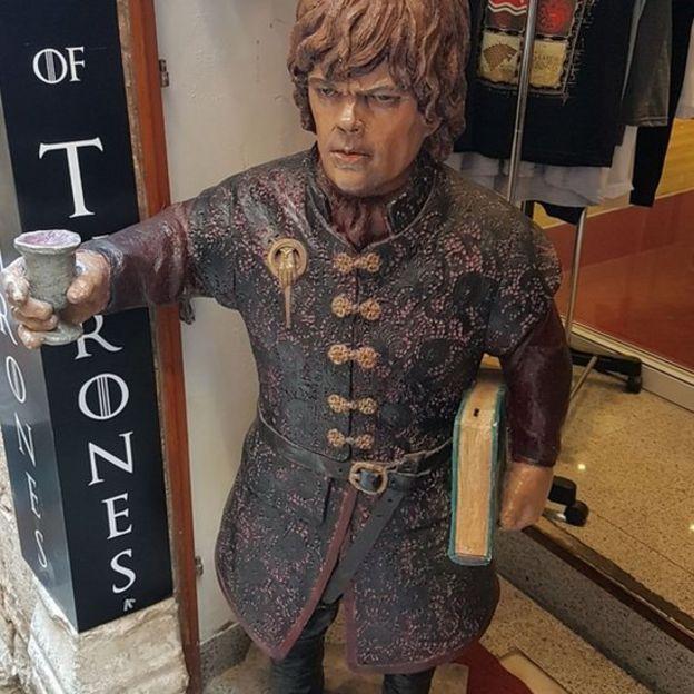 Estátua de Tyrion