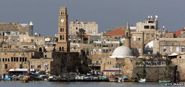 City of Acre