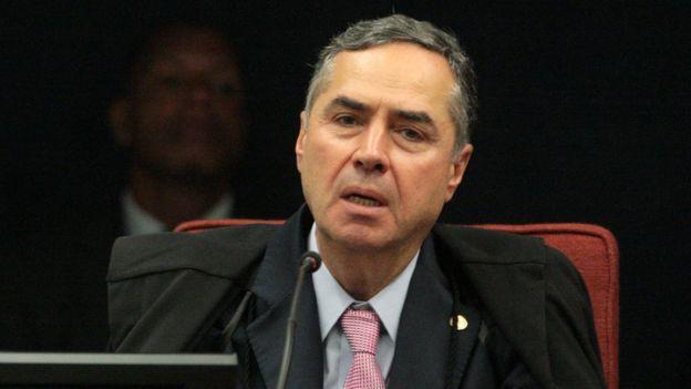 O ministro Luís Roberto Barroso, que deve votar pela descriminalização do aborto até terceiro mês