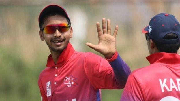 नेपाल क्रिकेट