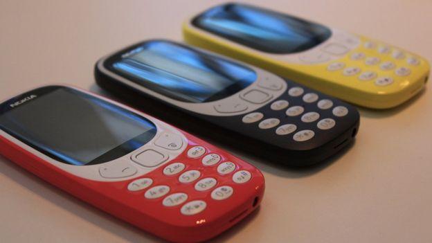 Teléfonos móviles Nokia 3310