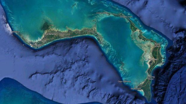 Dorian pasó de Gran Ábaco a Gran Bahamas a un paso más lento que un humano.