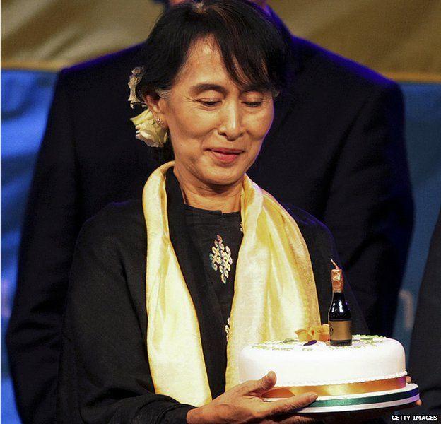 Aun San Sui Kyi
