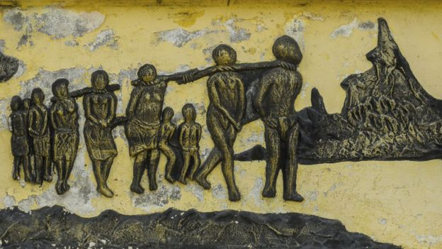 Статуя у Беніні
