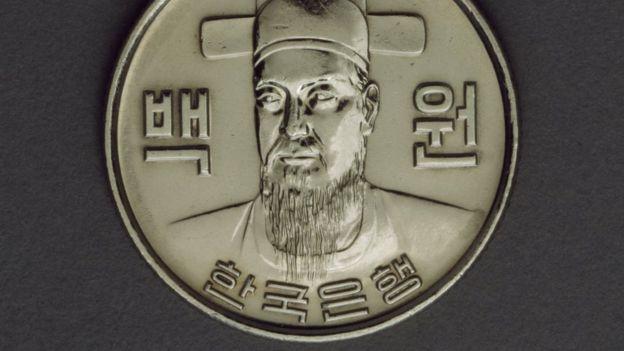 100元韓幣