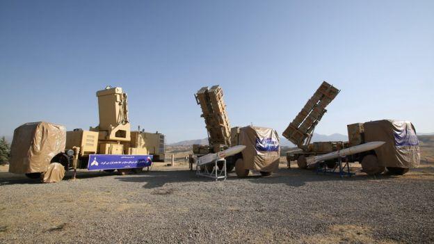 Иранская система ПВО