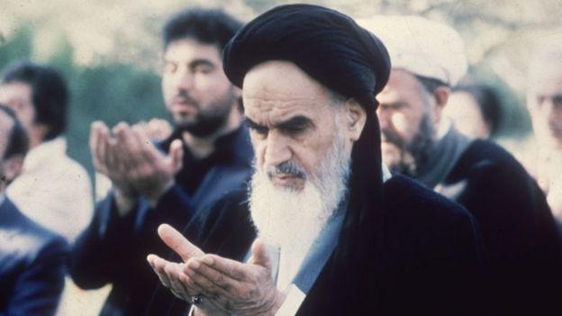 Aiatolá Ali Khomeini