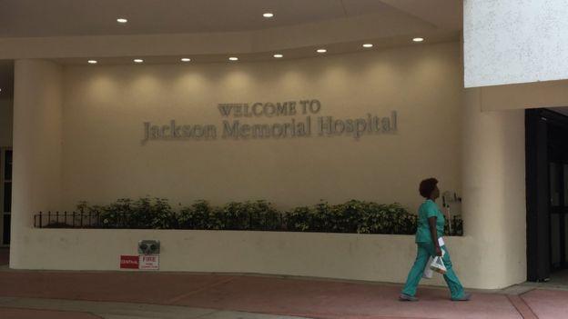 Jackson Memorial.