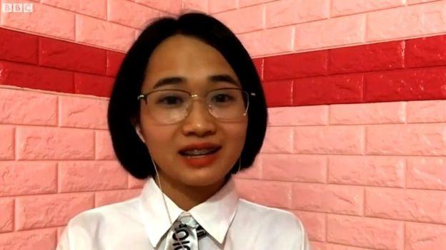 Cát Linh, nhà báo tự do