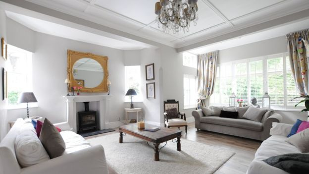 The Homeowners Hiring Out Their Houses As Film Sets BBC News Simple Best House Interior Design Property