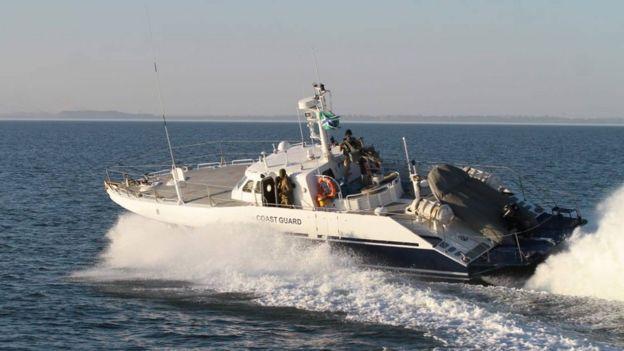 Берегова охорона РФ