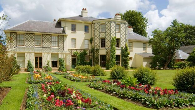 Home of Charles Darwin - Down House, Kent