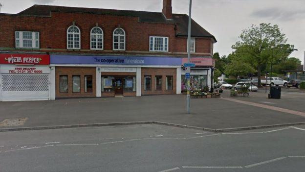 Birmingham burglar who had sex with corpse jailed - BBC News