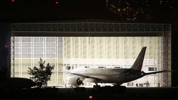 """Avión presidencial Boeing 787-8 """"José María Morelos y Pavón"""""""