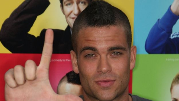 Mark Salling in archive photo