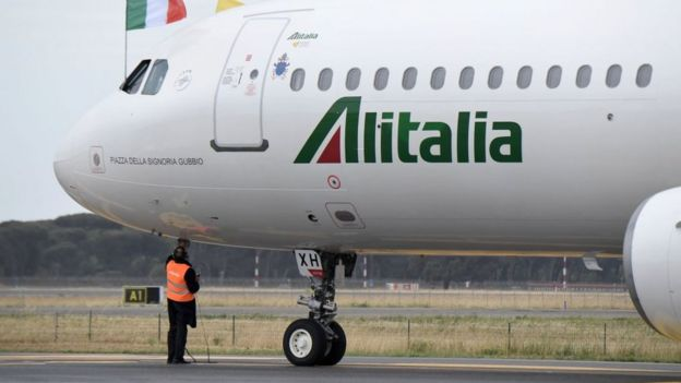 Alitalia to enter bankruptcy proceedings
