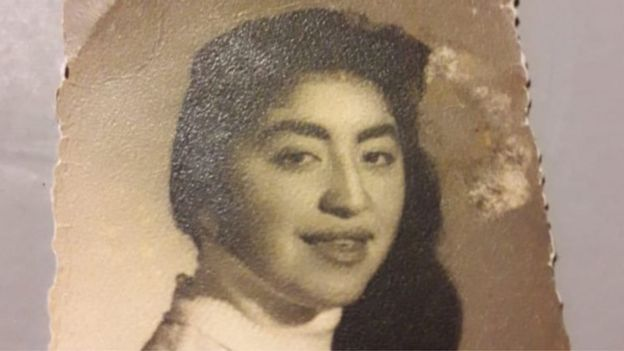 Ana Fuentes Villegas tenía 19 años al momento del terremoto.
