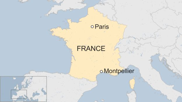 Montpellier arrests France police avert imminent attack BBC News