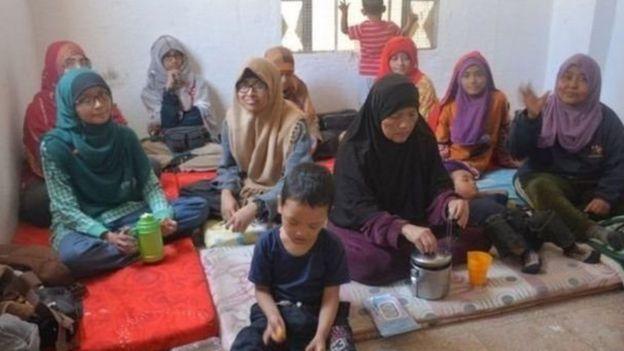 WNI di kamp Ain Issa