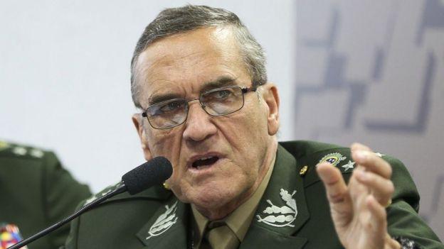 Comandante do Exército, Eduardo Villas Bôas
