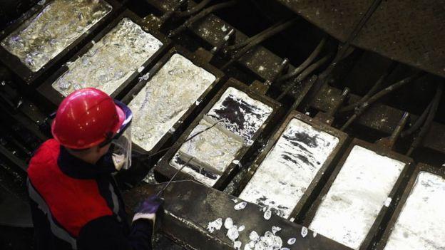 Las reservas de zinc son mucho mayores que las de litio, pero ¿serán suficientes? Foto: Getty Images.