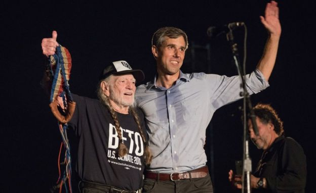 Image result for photos beto orourke with evangelicals