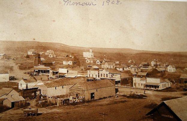 Monowi llegó a tener 150 habitantes.