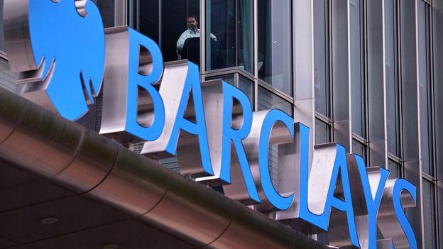 oficina de Barclays