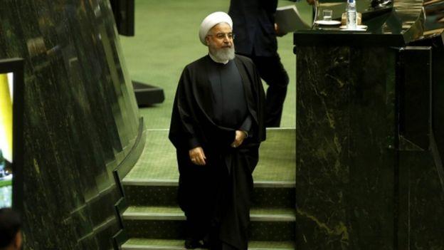 Хасан Рухани, 10 декабря, Тегеран