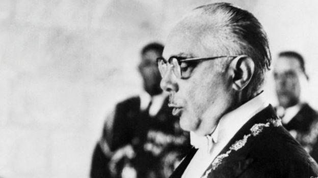 Rafael Leónidas Trujillo.